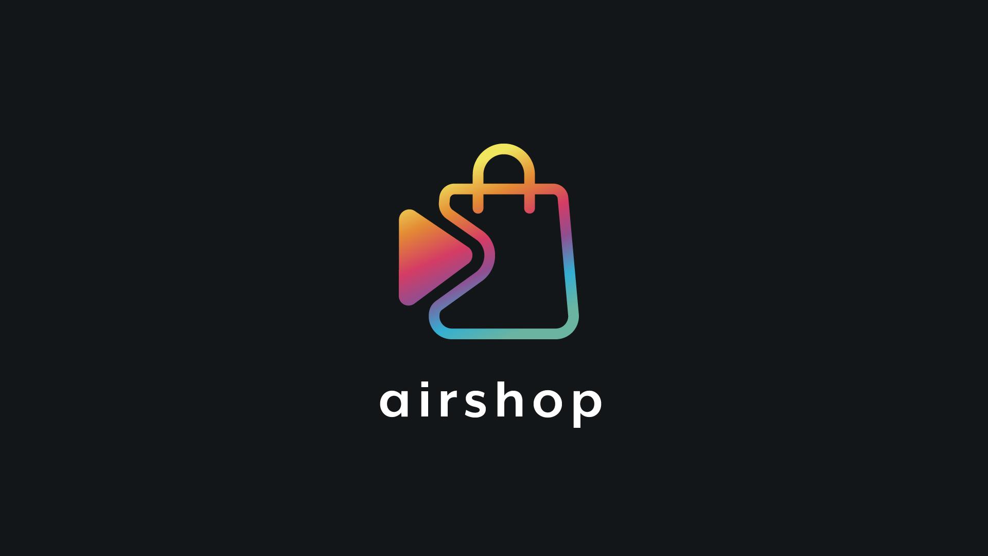 Airshop logo
