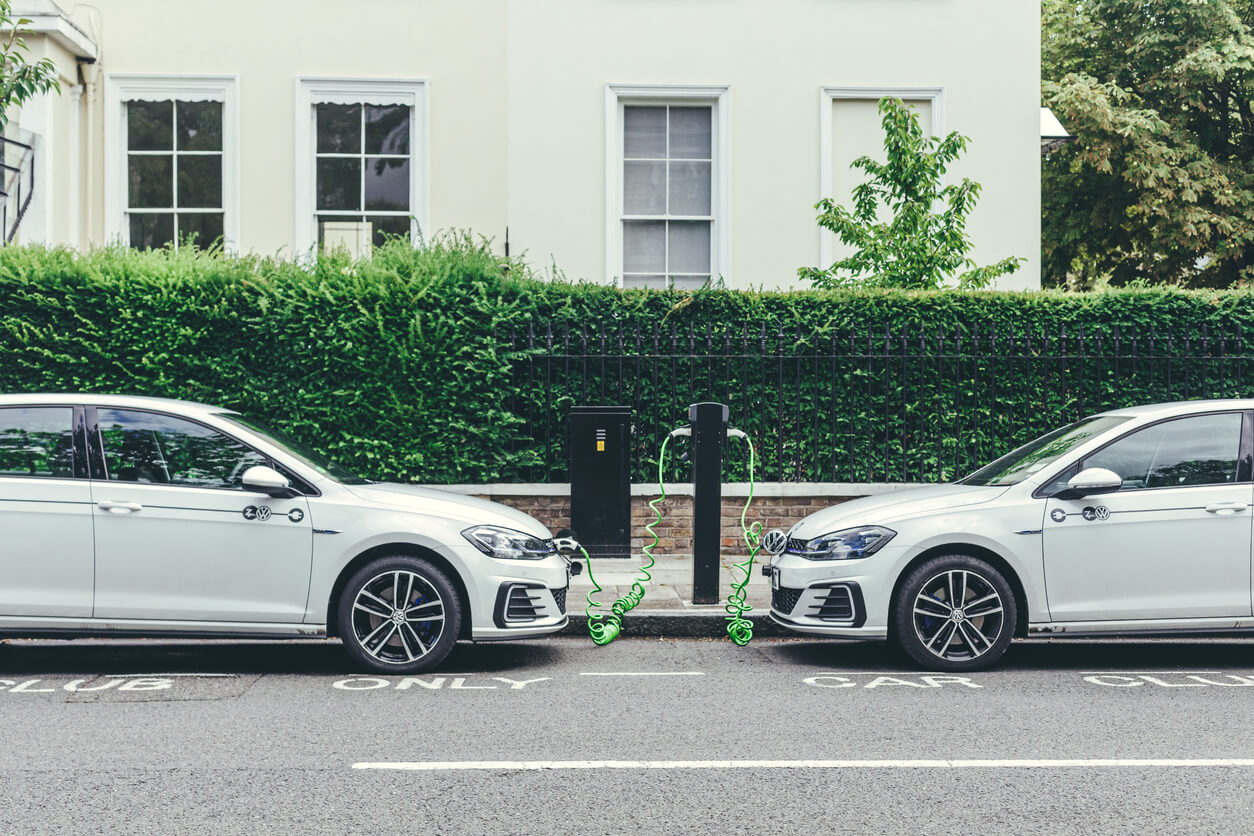 An increasingly common sight on streets around the globe, The Future of Electric Vehicles: Biden's Green Revolution and Battery Metals