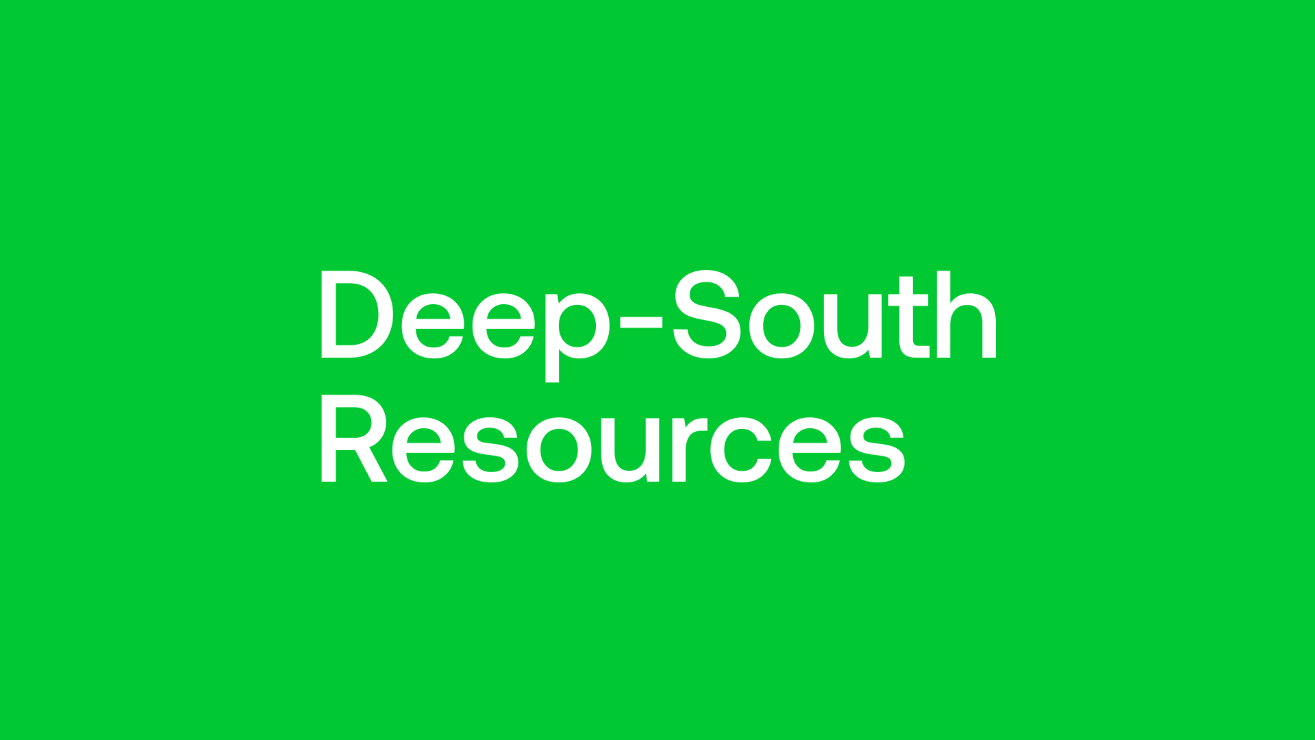 Deep-South Resources (DSM) - Targeting Large Copper Resource by Q4/21
