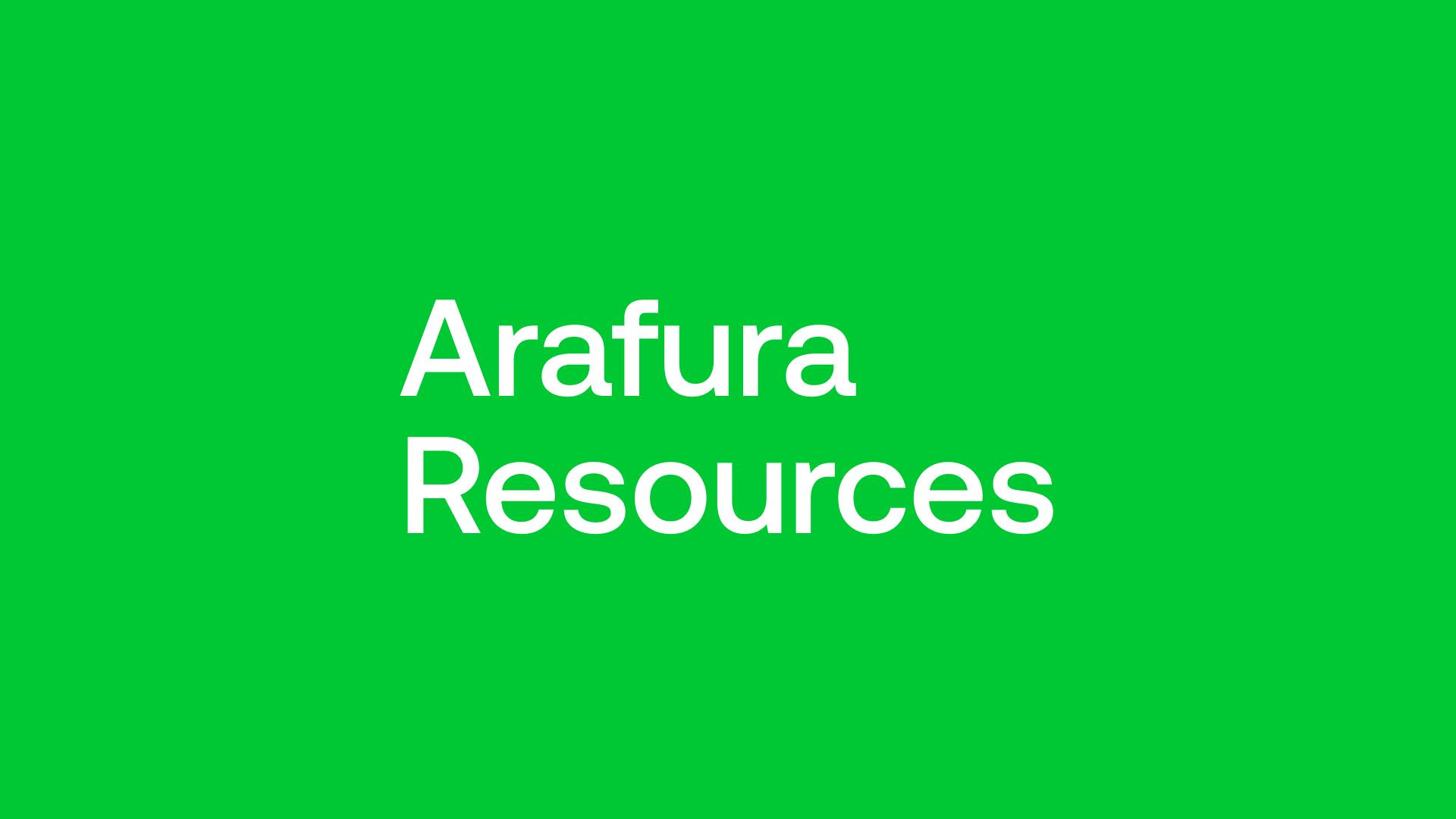 Arafura Resources (ARU) - Financing Options Leaning Towards Europe