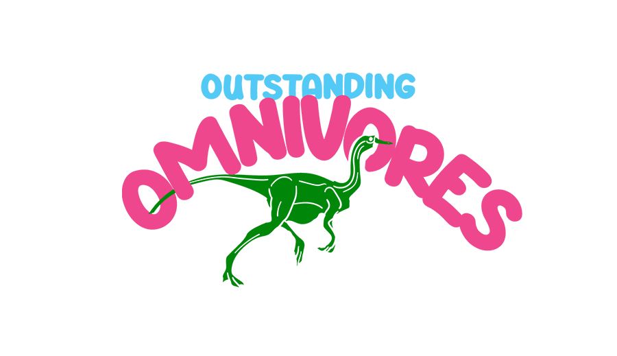 Chibi Dinos Team: Outstanding Omnivores