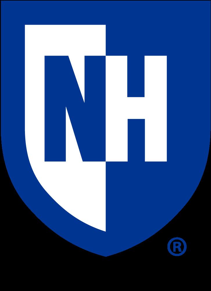 University of New Hampshire logo.