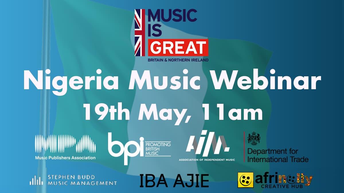 Nigeria Music Mission Webinar