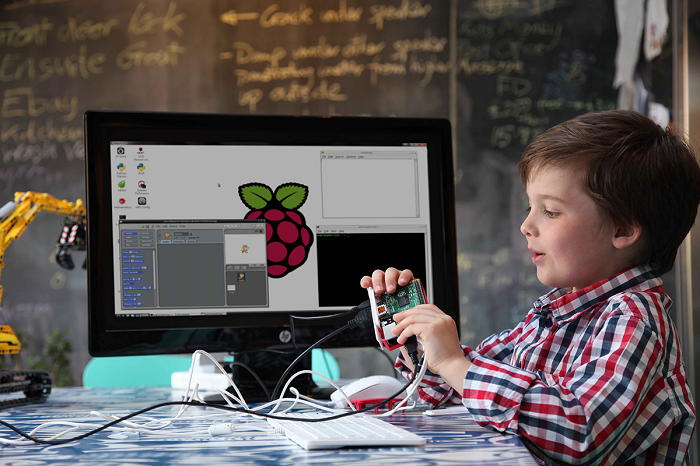 Raspberry Pi 700px