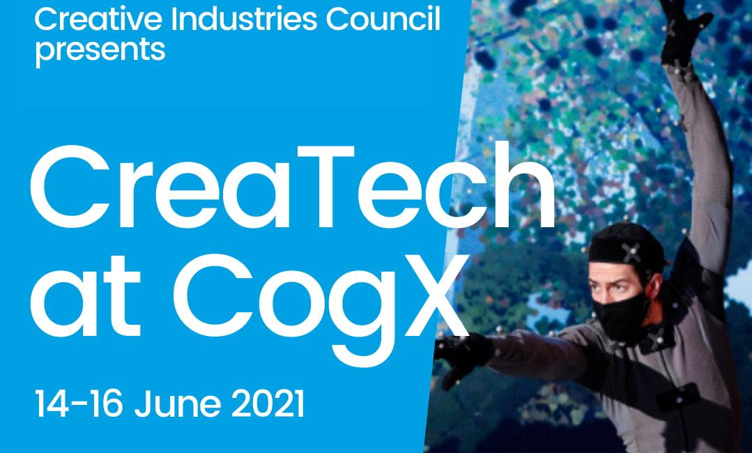 CreaTech's transformative potential in spotlight at Cog-X 2021 Festival June 14-16