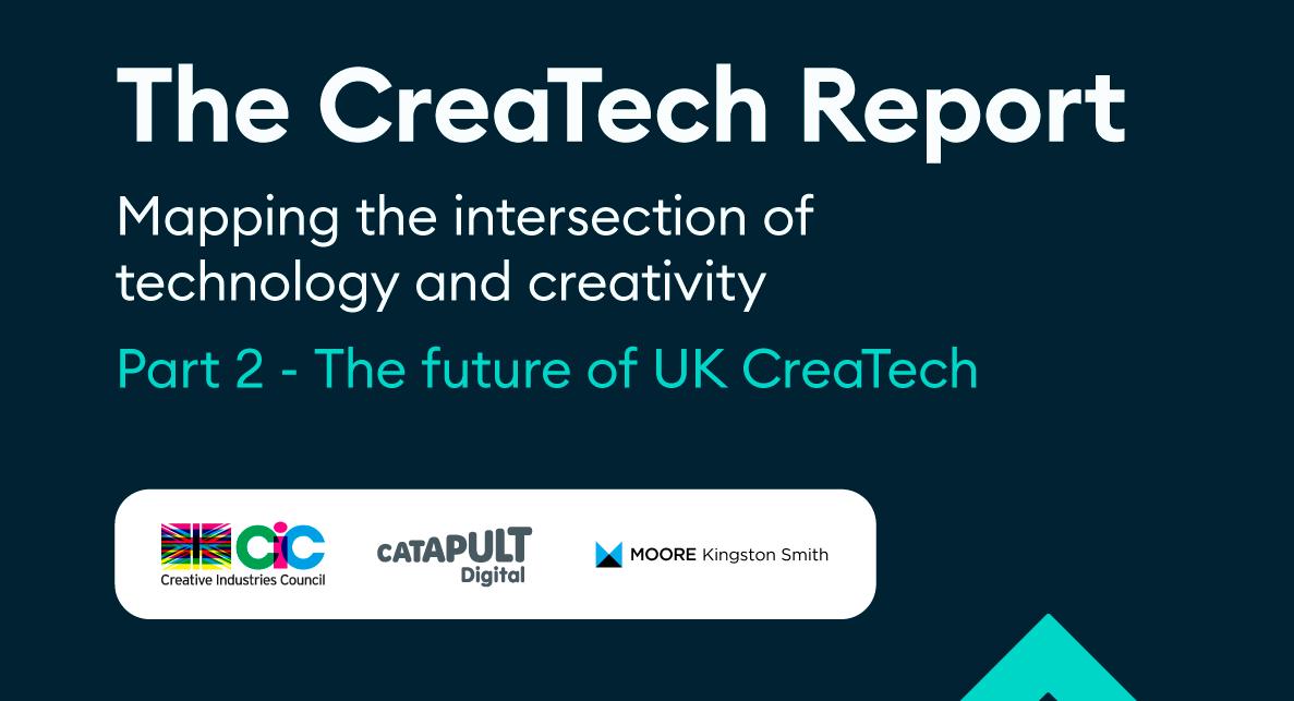 Report identifies in-demand CreaTech skills
