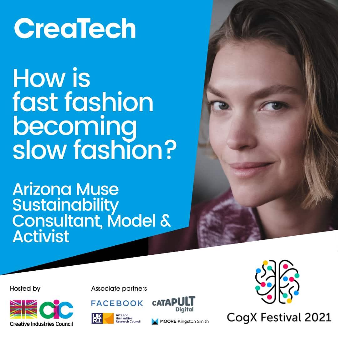 CreaTech at CogX 2021 Day 1 Takeaways