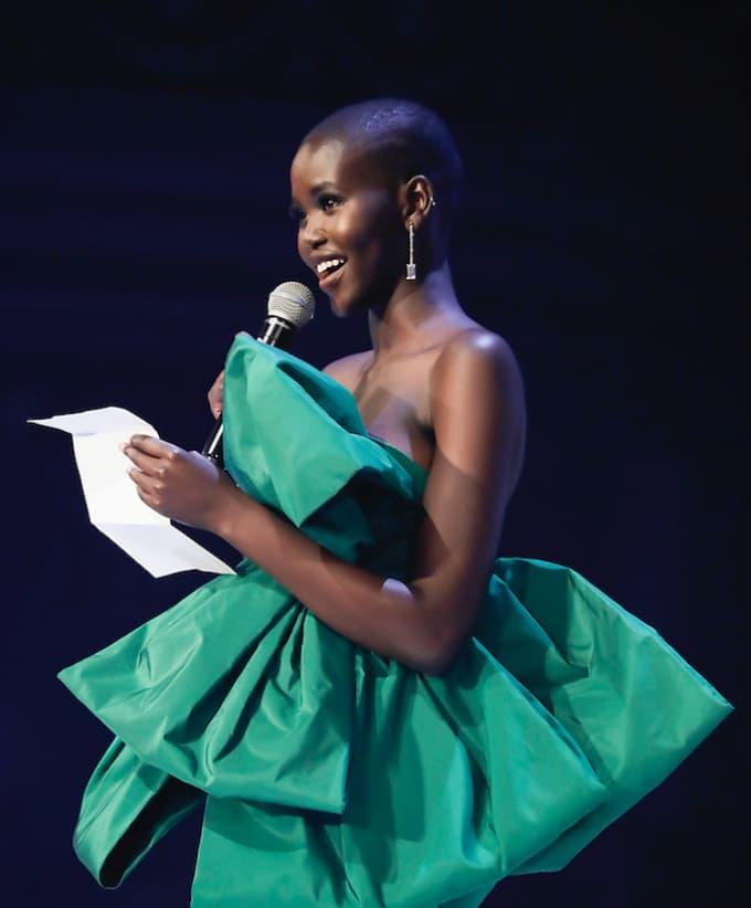 2021 Fashion Awards at London's Royal Albert Hall
