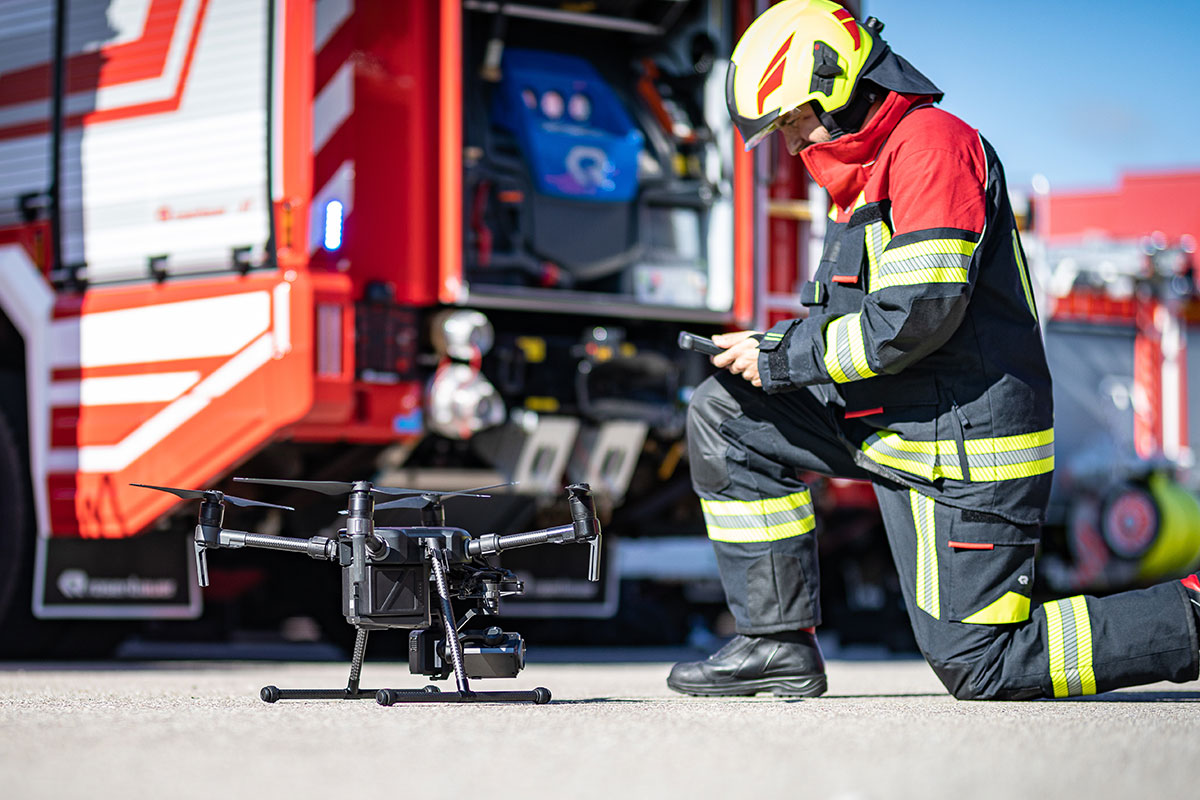 Drones Emergency Services
