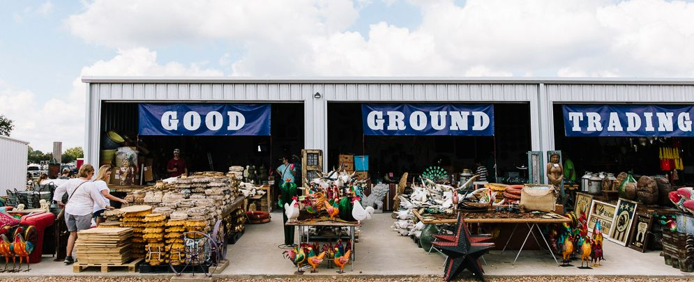 Round Top Shopping Guide