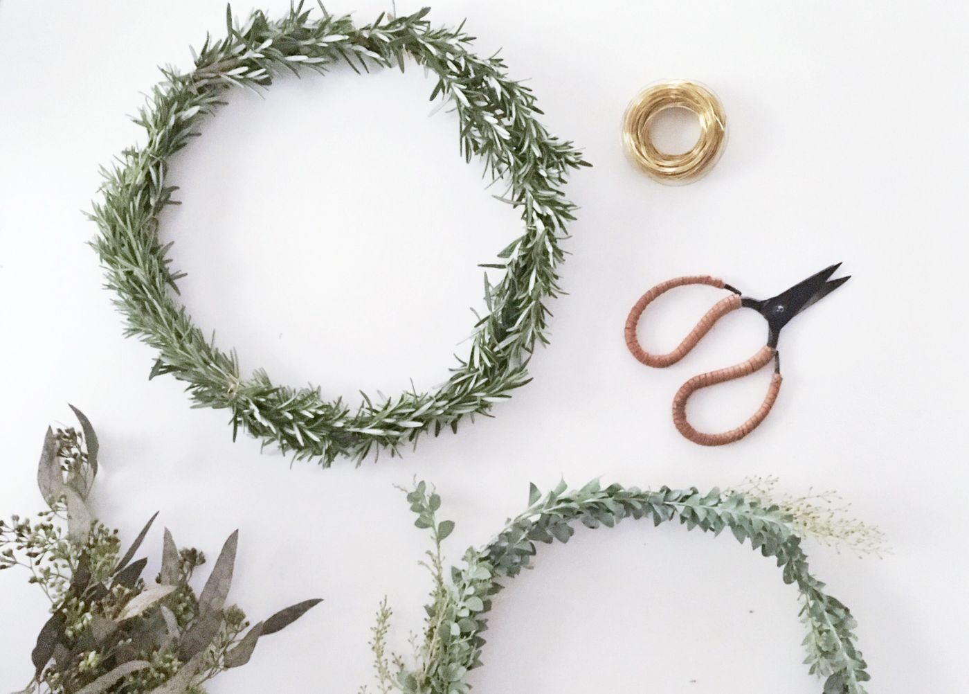 Holiday (Or Everyday) Wreaths
