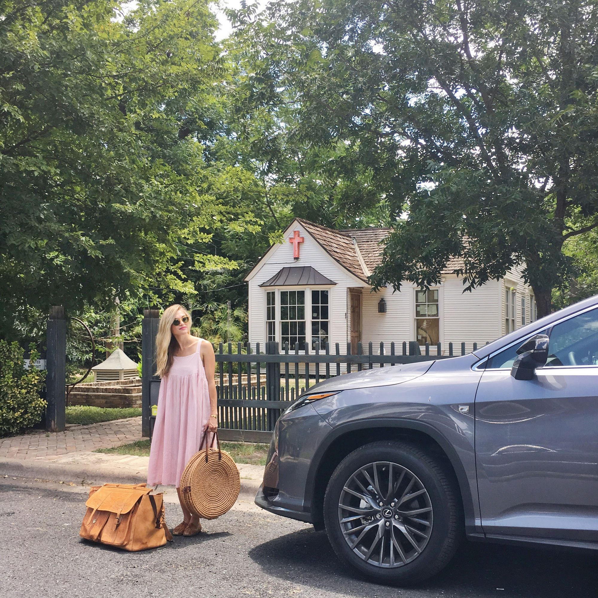 A Year with Lexus