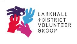 Larkhall & District Volunteer Group