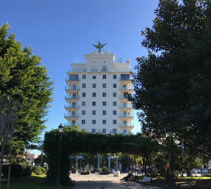 Edificio Fénix en Cádiz, sede de Muylocal y The Branx Europe S.L