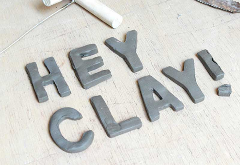 """""""Hey Clay!"""" 2019 at Craft Central with Ana Bridgetwater"""