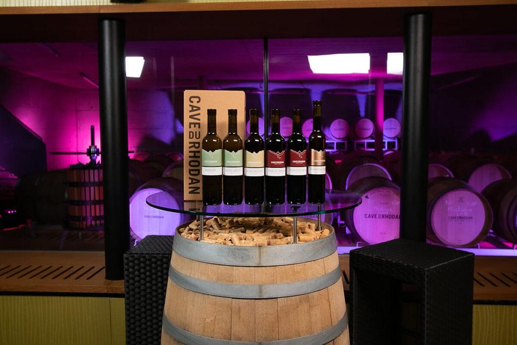 #WalliserSonnenschein Live Weindegustation