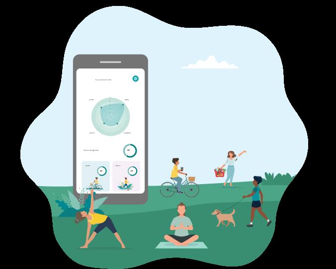 raiys wellness app