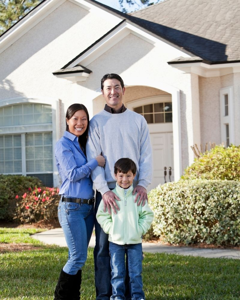 homeowners insurance protection for family