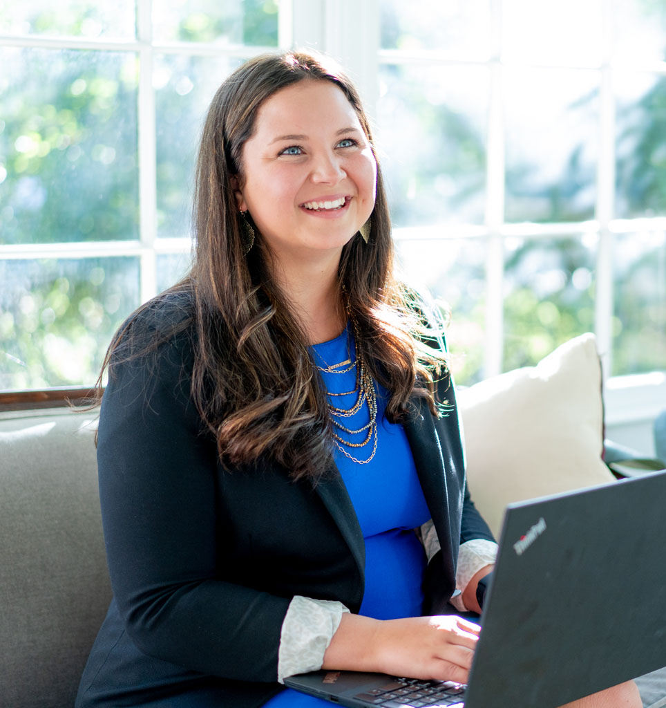 A photo of Aysha Ballis, Certified Financial Planner®