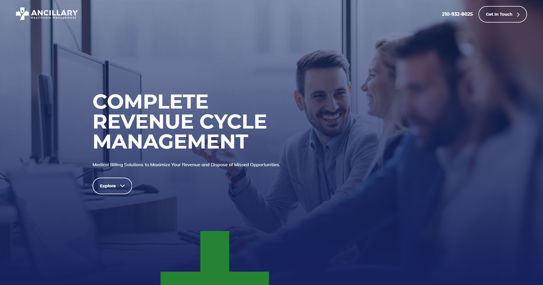 Ancillary Healthcare Management