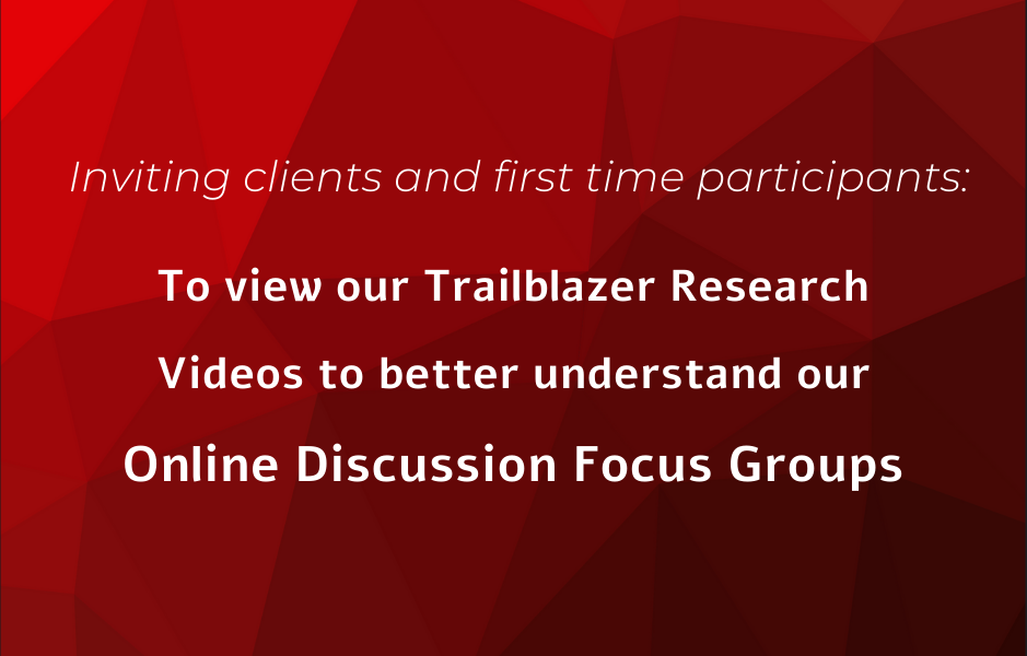 Online Discussion Focus Group Key Information  for Clients and Participants