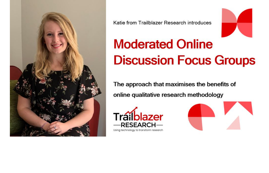 Moderated Online Discussion Focus Groups video