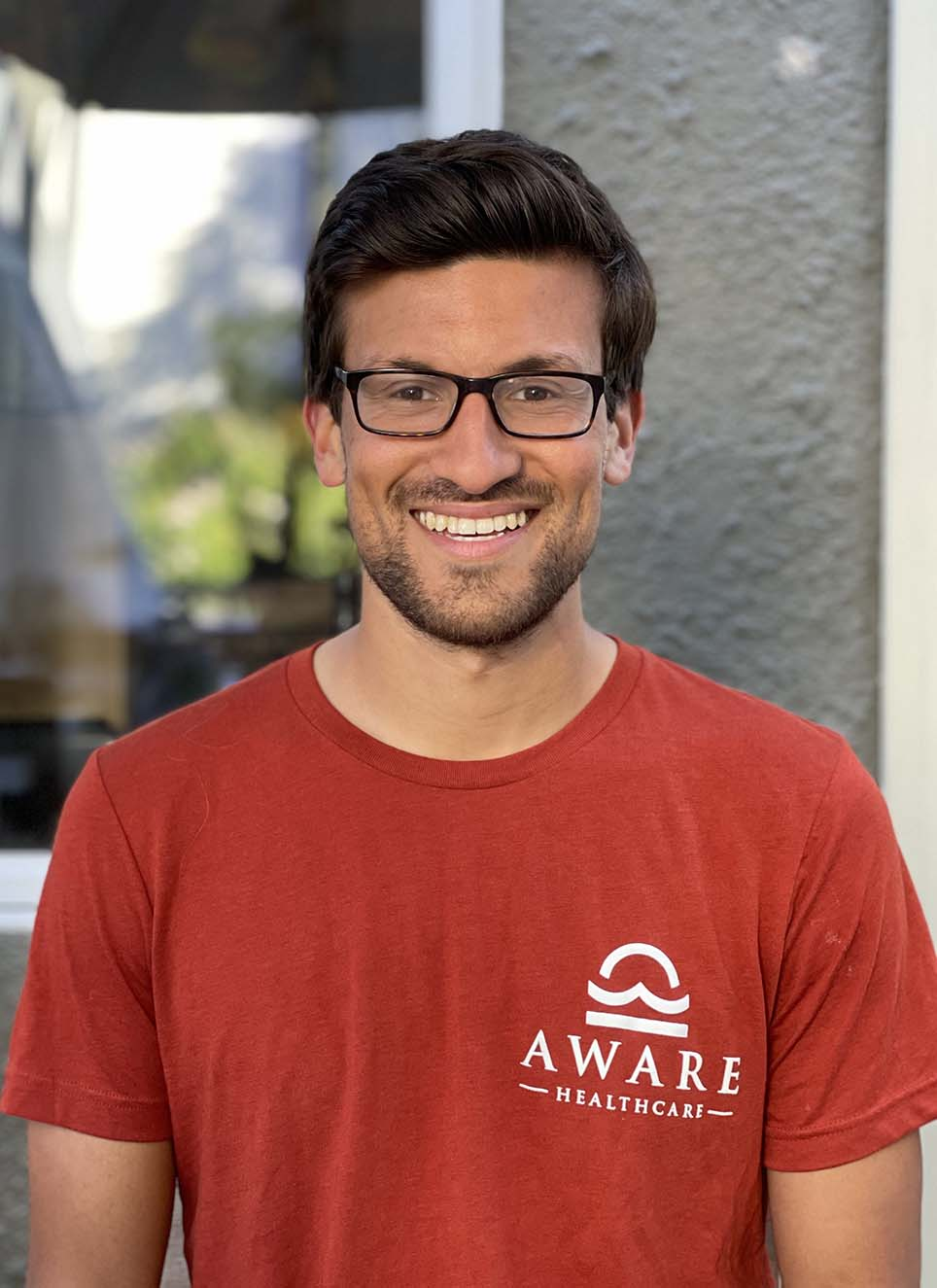 Image of AJ goldstein founder of aware