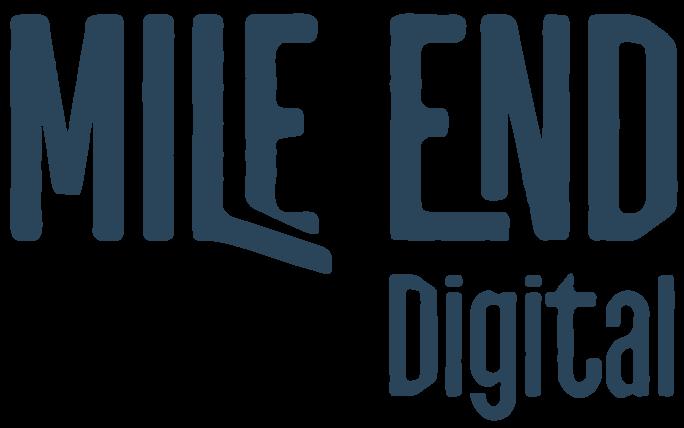 Mile End Digital Logo