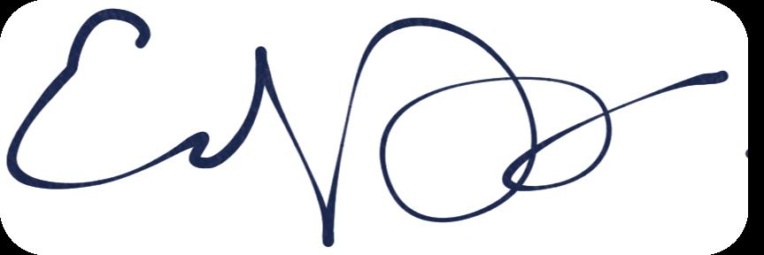 Founder's signature