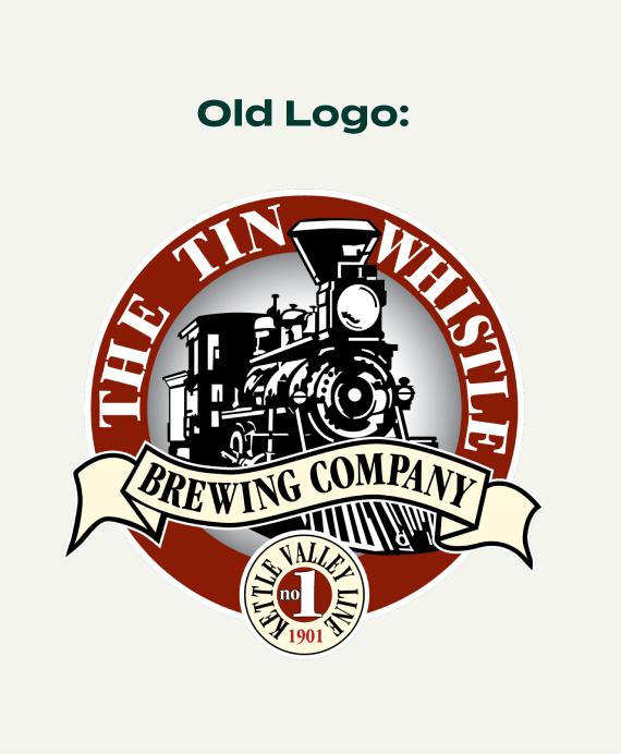 Old Tin Whistle Logo