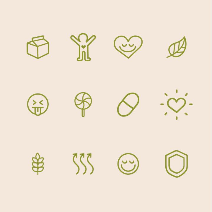 Sweet Cheat Icon Set