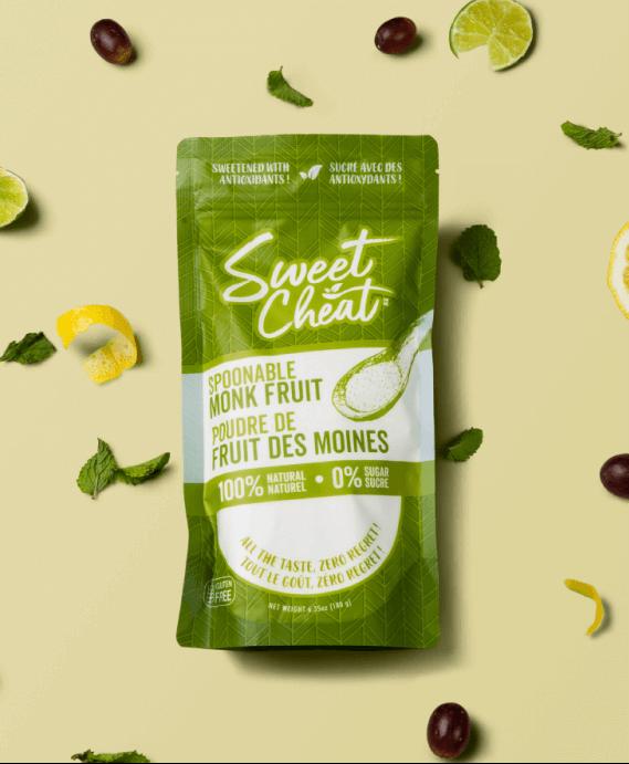 Sweet Cheat Sweetener Package
