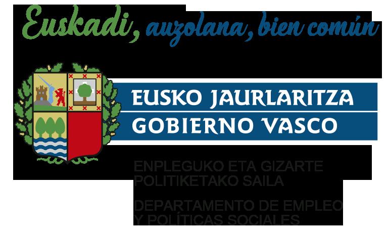 Logo Dpto. Empleo y Políticas Sociales