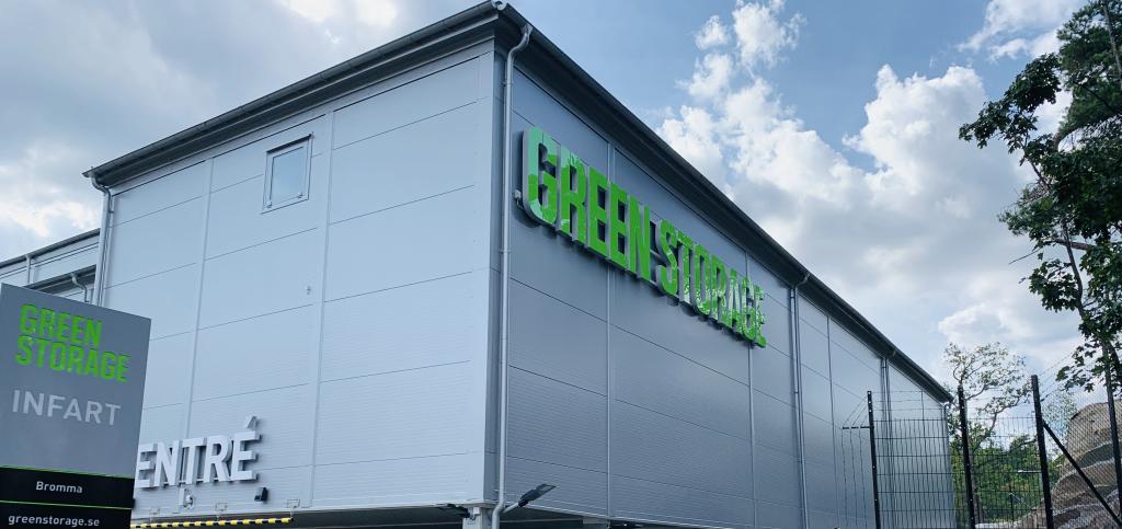 N20 genomför projektering av Green Storage etablering i Stor-Stockholm med flertalet lagerlokaler.