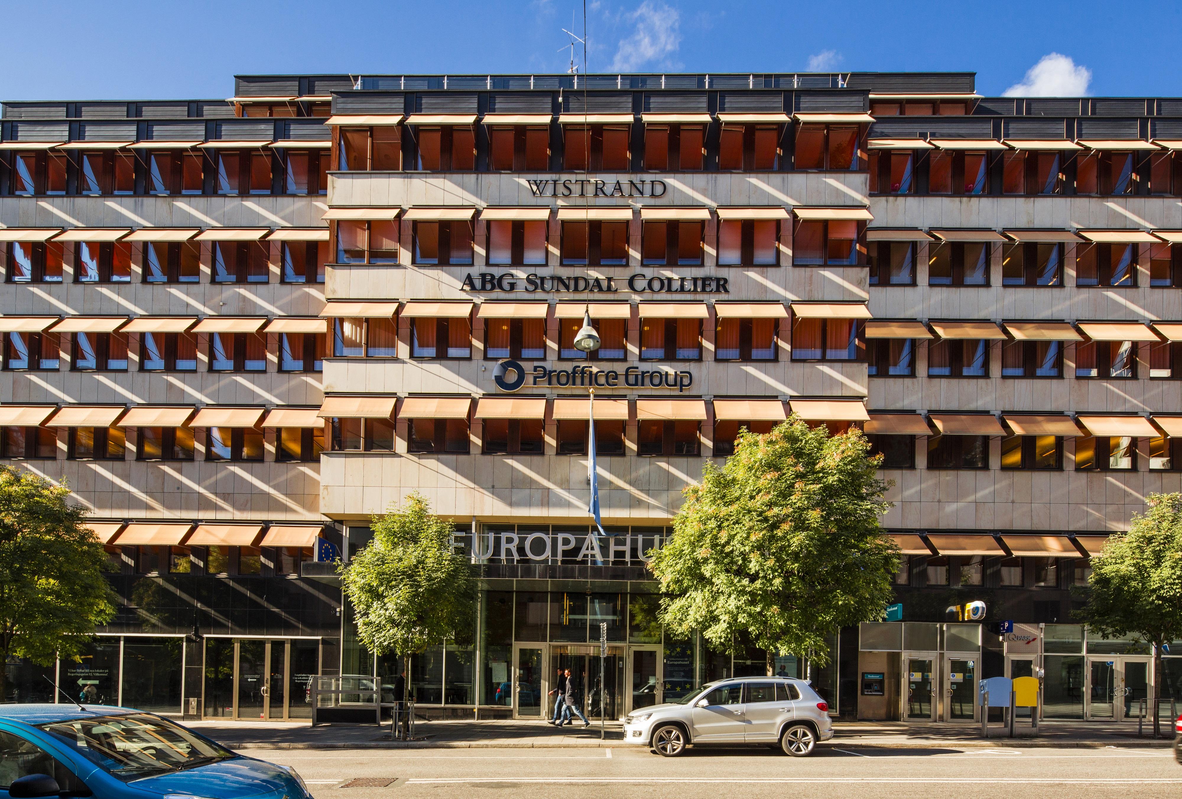 Projektering av ombyggnation av kontorsfastigheter med Arcona som beställare med uppdrag från AMF Fastigheter AB