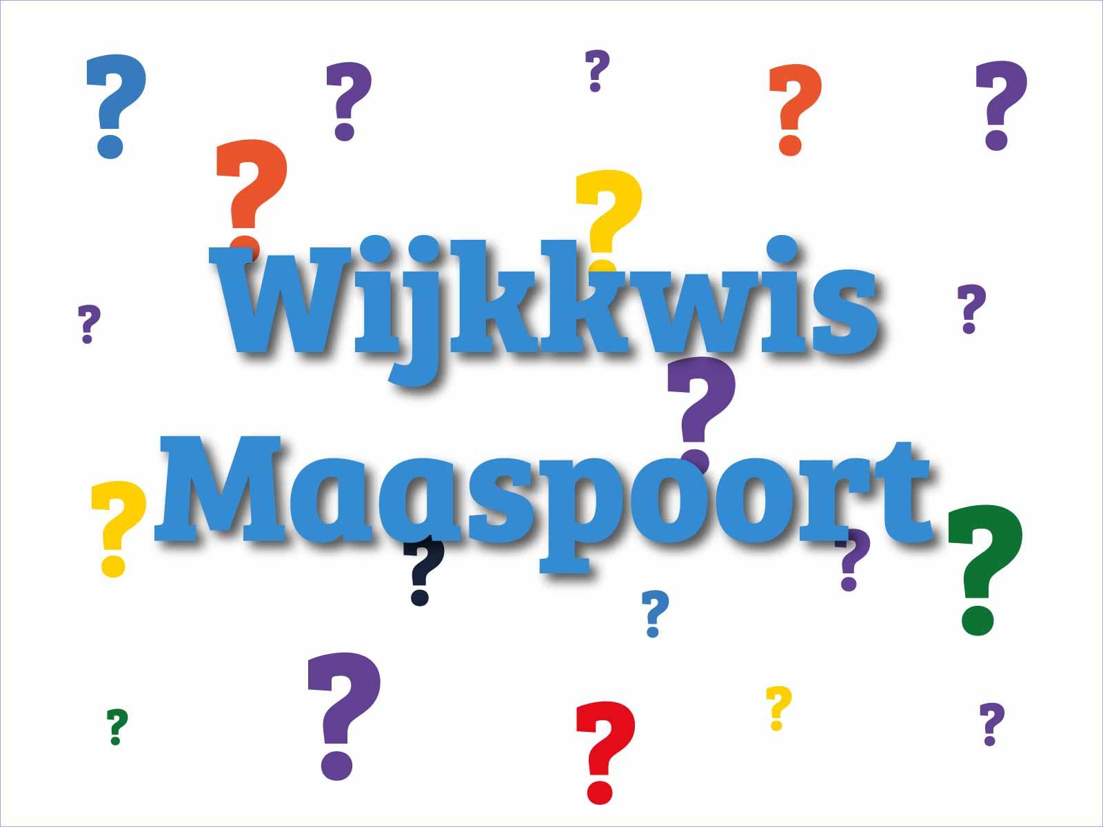 Wijkkwis Maaspoort