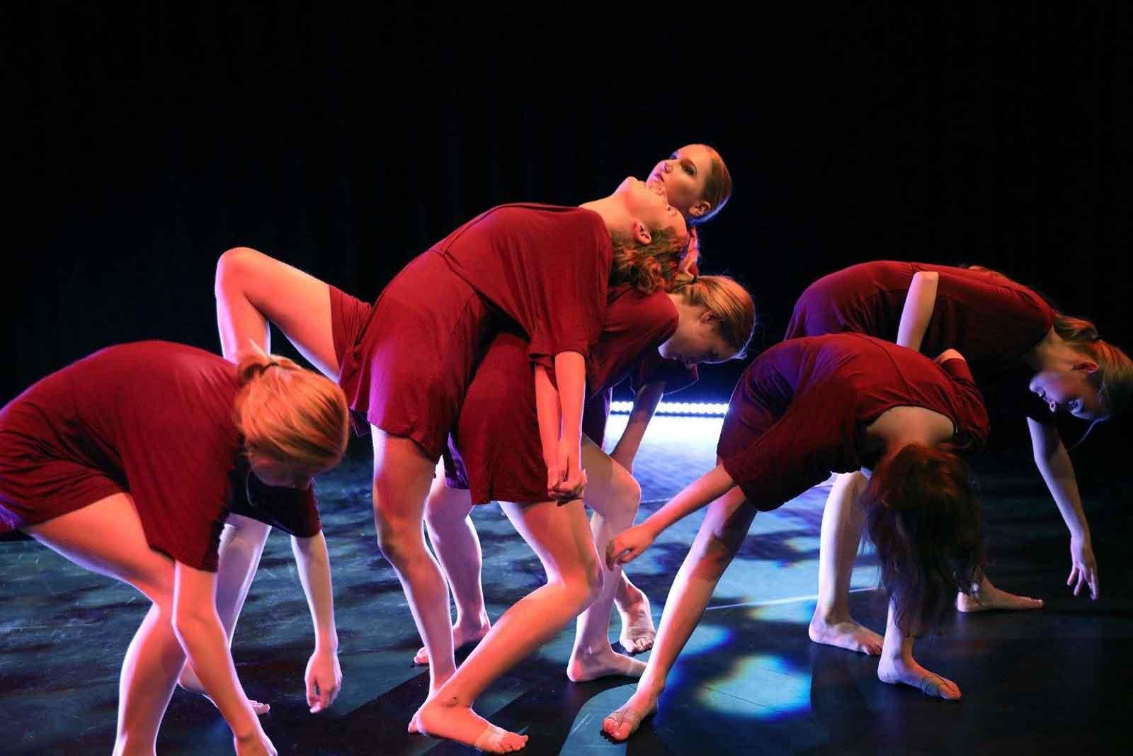 Dansoptreden Balletschool Margot Bierens