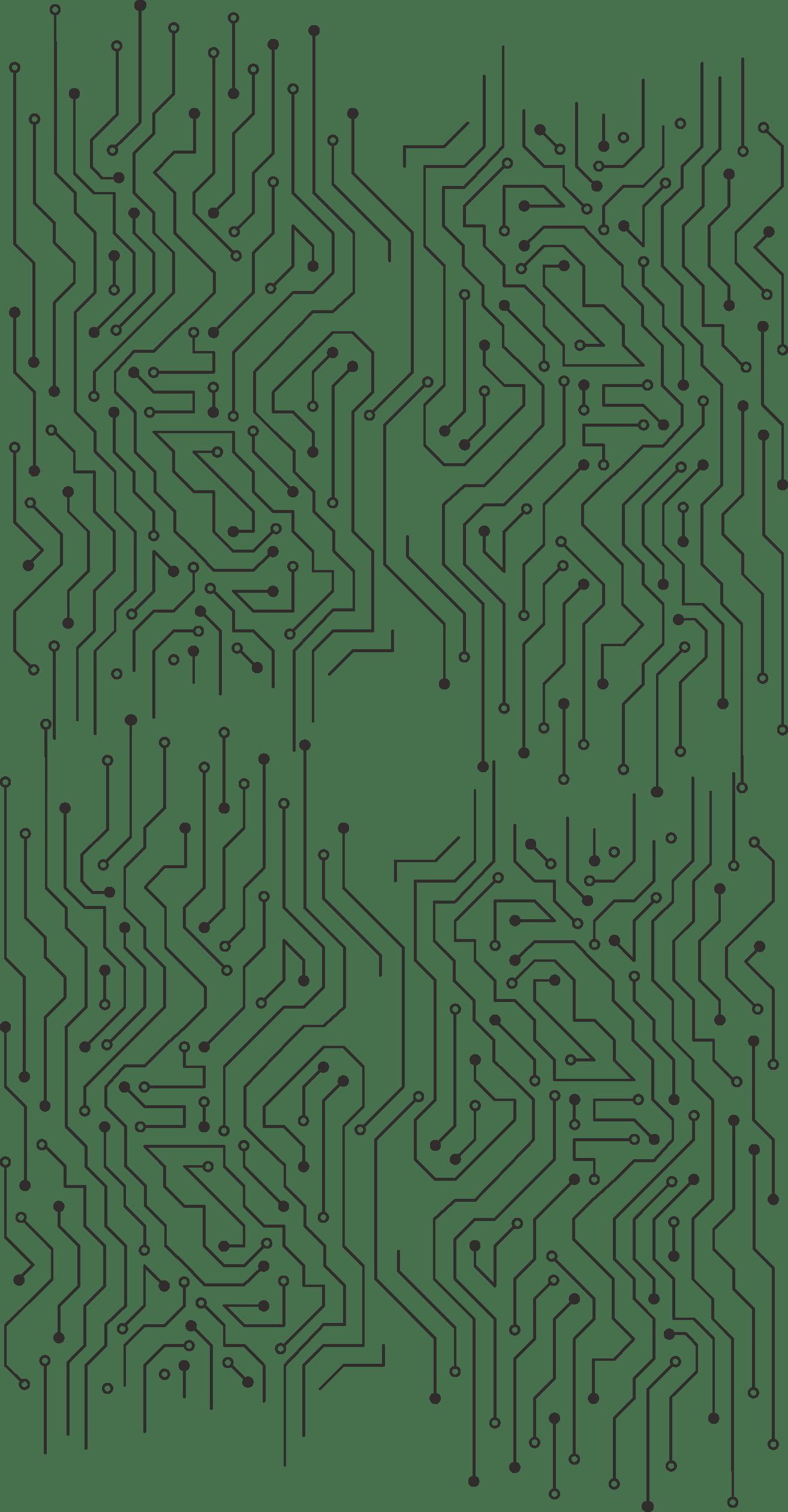 light grey circuit board pattern