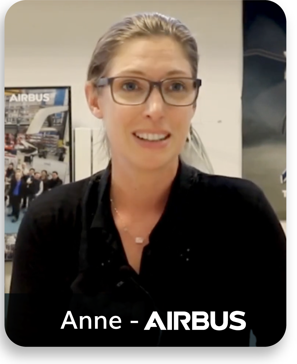 Anne Airbus positive leader