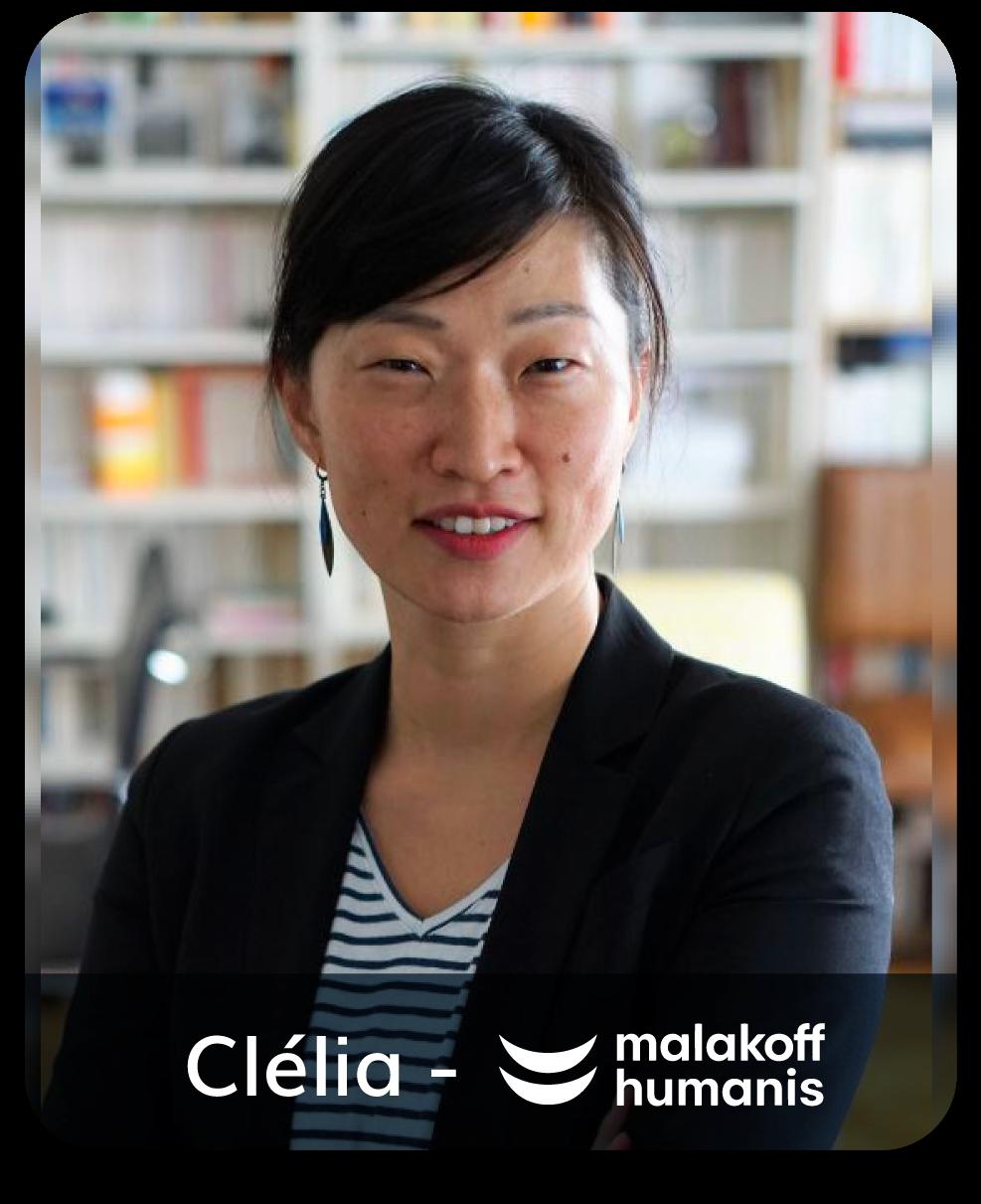 Clélia Malakoff Médéric positive leader