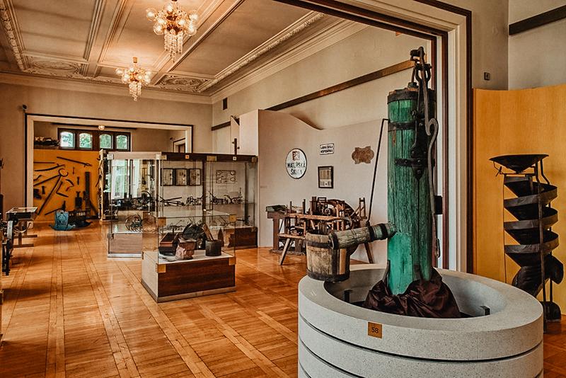 Vlastivědné muzeum Dr. Hostaše v Klatovech