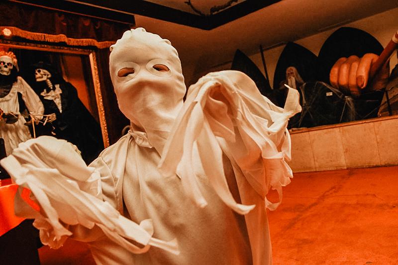 Muzeum strašidel v Plzni