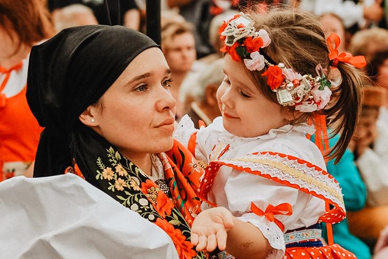 Živé tradice na Chodsku