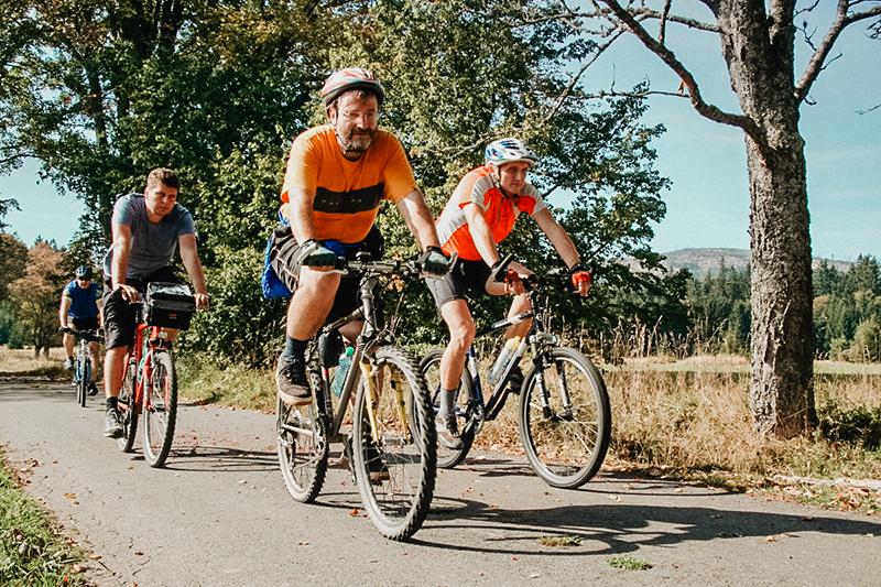 Otavská cyklistická stezka
