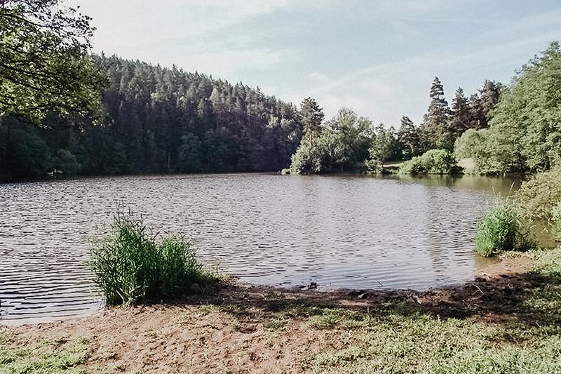 Odlezelské jezero
