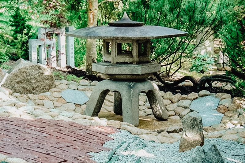 Japonská zahrada Šówa-en