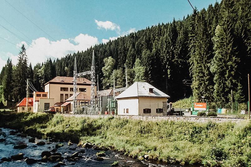 Vodní elektrárna Vydra