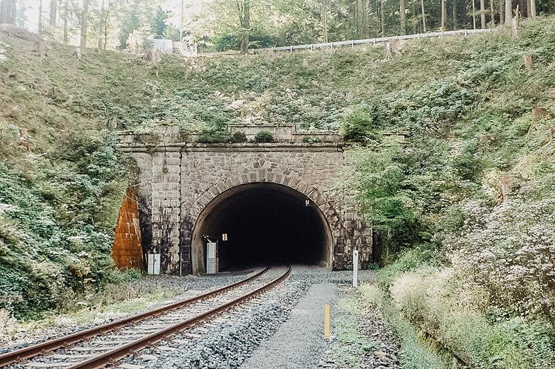 Tunel pod Špičáckým sedlem