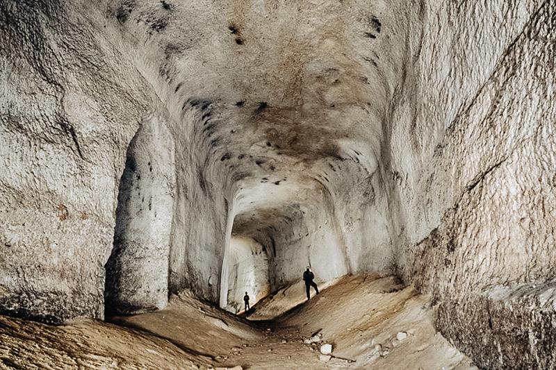 Centrum Caolinum a kaolinový důl Nevřeň