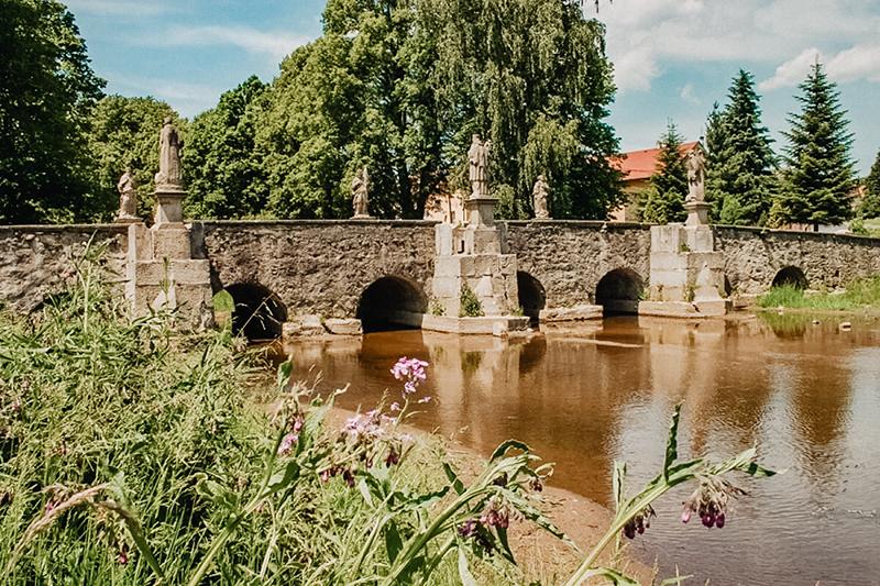 Most v Bělé nad Radbuzou